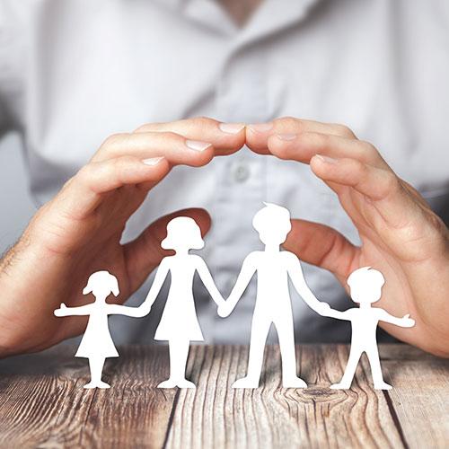 Assurances famille